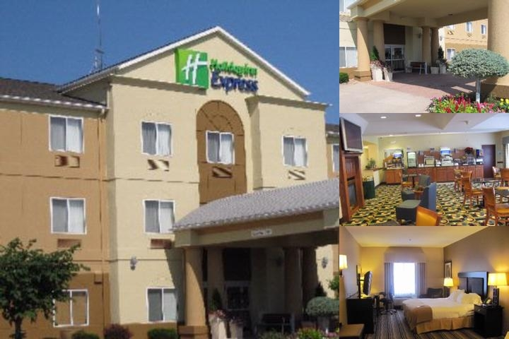 Holiday Inn Express & Suites Burlington photo collage