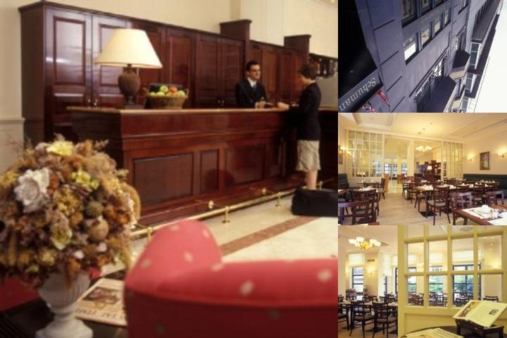 Holiday Inn Brussels Schuman photo collage