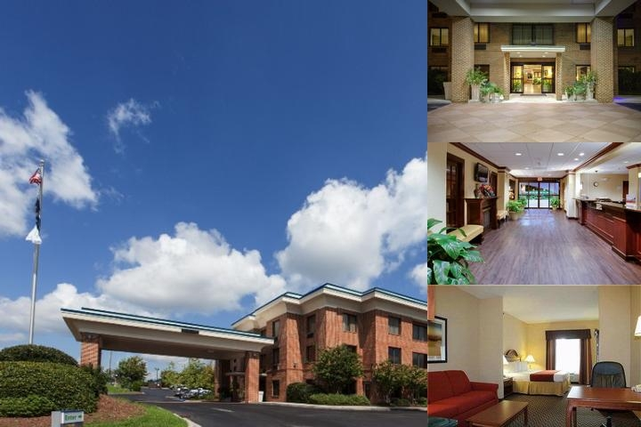 Holiday Inn Express & Suites Columbia I 20 at Clemson Rd photo collage