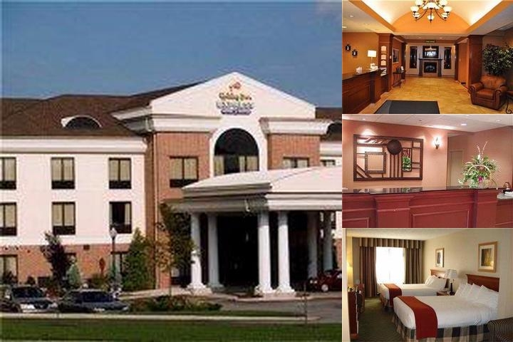Holiday Inn Express & Suites Kent State University photo collage