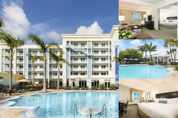 Comfort Inn Hotel Key West photo collage