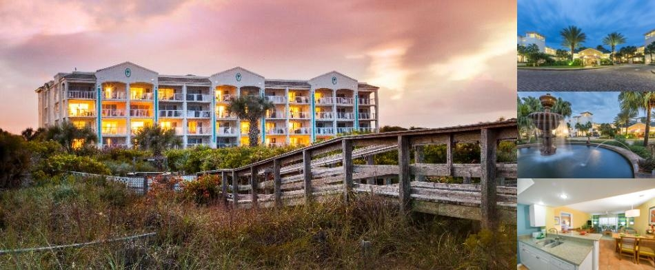 Holiday Inn Club Vacations Cape Canaveral Beach Resort photo collage
