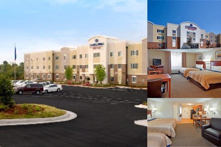 Candlewood Suites Aurora Naperville photo collage