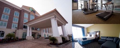 Holiday Inn Express & Suites Charleston Arpt Convention Center Ar photo collage