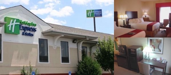 Holiday Inn Express & Suites Calhoun photo collage