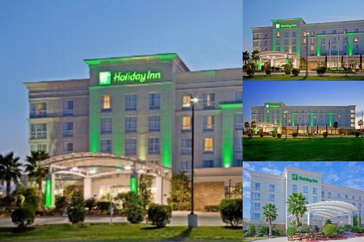 Holiday Inn Hotel & Suites College Station Aggieland photo collage