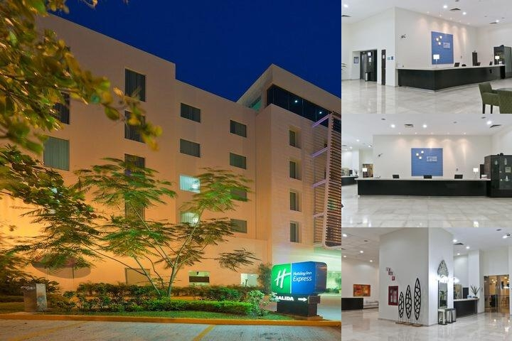 Holiday Inn Express Cd. Del Carmen photo collage