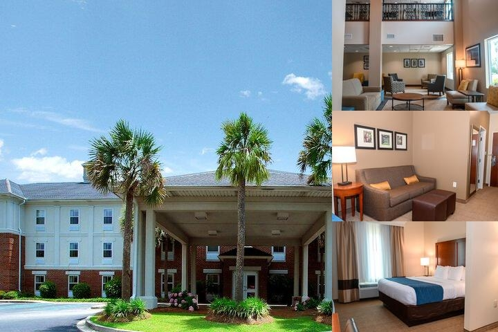 Quality Inn & Suites at Patriots Point photo collage