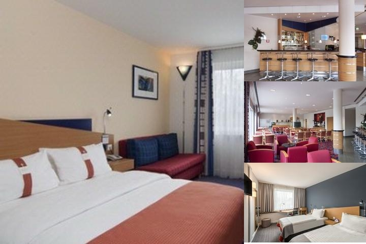 Holiday Inn Express Cologne Muelheim photo collage