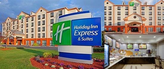 Holiday Inn Express & Suites Meadowlands Area photo collage