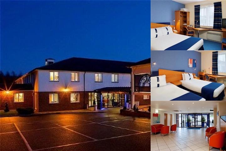 Holiday Inn Express Canterbury photo collage