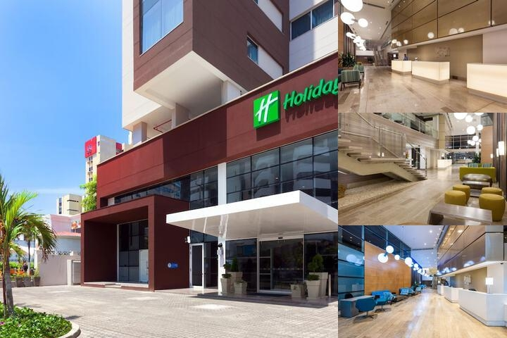 Holiday Inn Express Cartagena Bocagrande photo collage