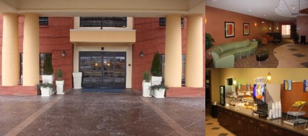Holiday Inn Express & Suites Knoxville Clinton photo collage