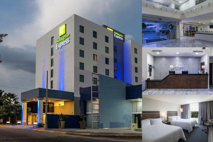 Holiday Inn Express Culiacan photo collage