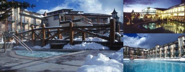Lodge at Big Bear Lake Holiday Inn Resort photo collage