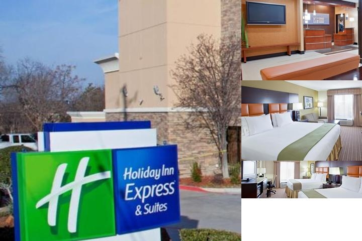 Holiday Inn Express & Suites Arlington (I 20 Parks Mall) photo collage