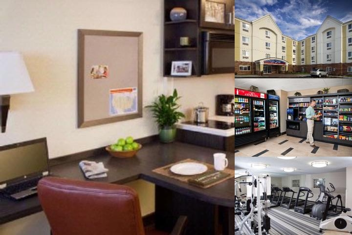 Candlewood Suites Plano Frisco photo collage