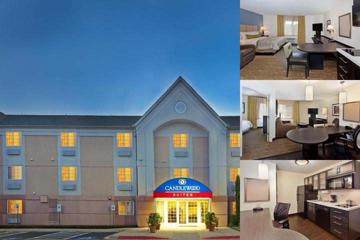 Candlewood Suites Dallas by The Galleria photo collage