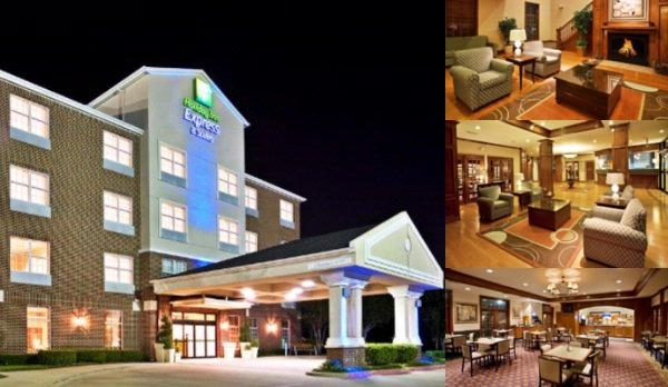 Holiday Inn Express & Suites Dallas Addison photo collage