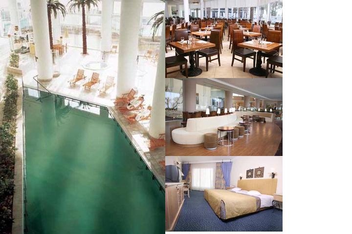 Crowne Plaza Dead Sea photo collage