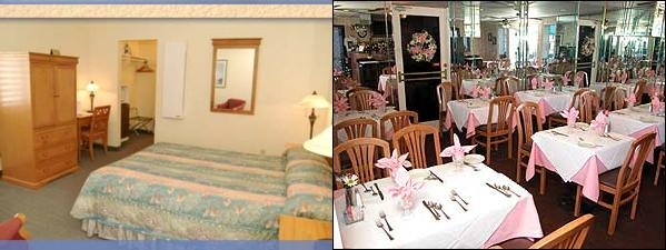 Crown City Inn & Bistro photo collage