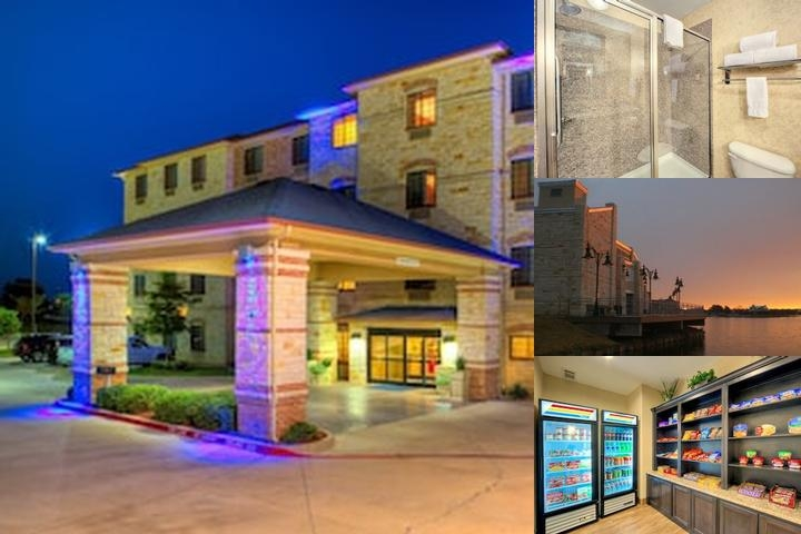 Holiday Inn Express & Suites Granbury photo collage