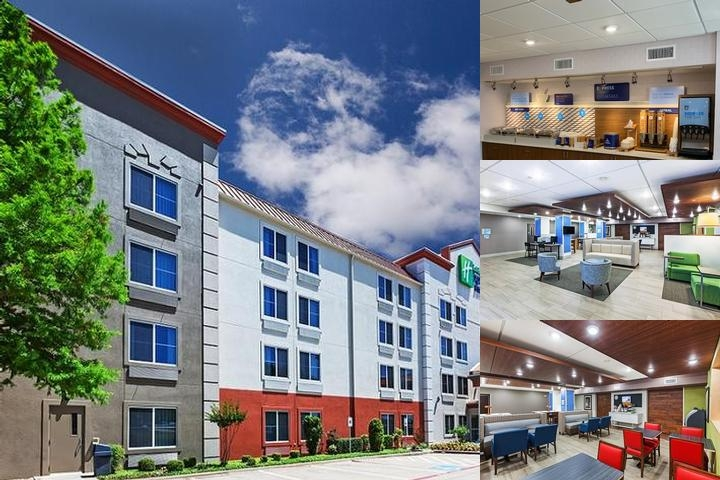 Holiday Inn Express Suites Dallas Lewisville Photo Collage