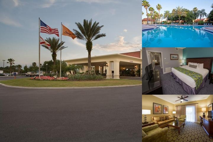 Holiday Inn Club Vacations Orlando Orange Lake Resort photo collage