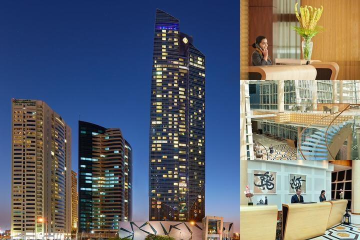 Intercontinental Doha The City photo collage