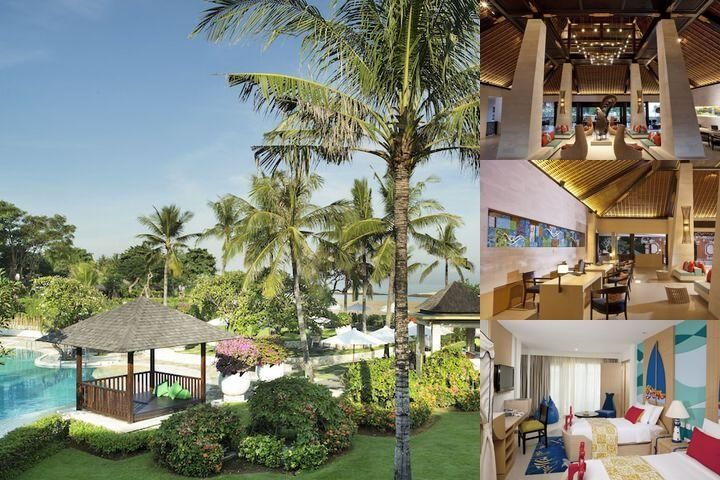 Holiday Inn Resort Baruna Bali photo collage