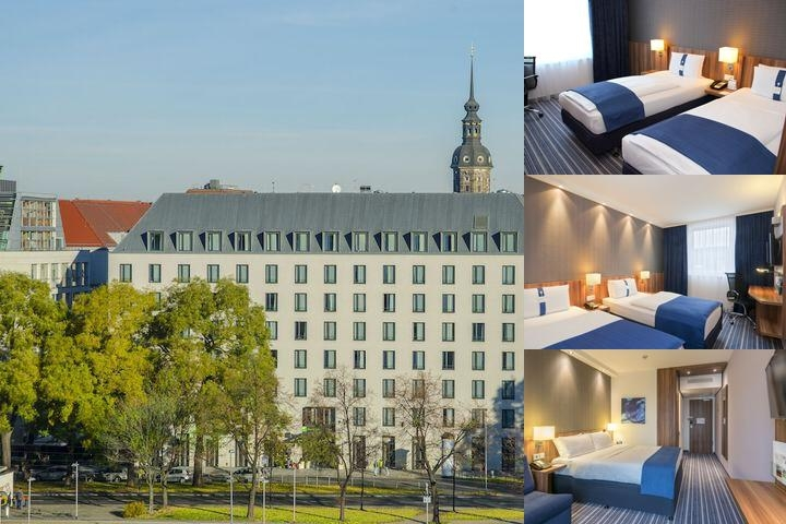 Holiday Inn Express Dresden City Centre photo collage