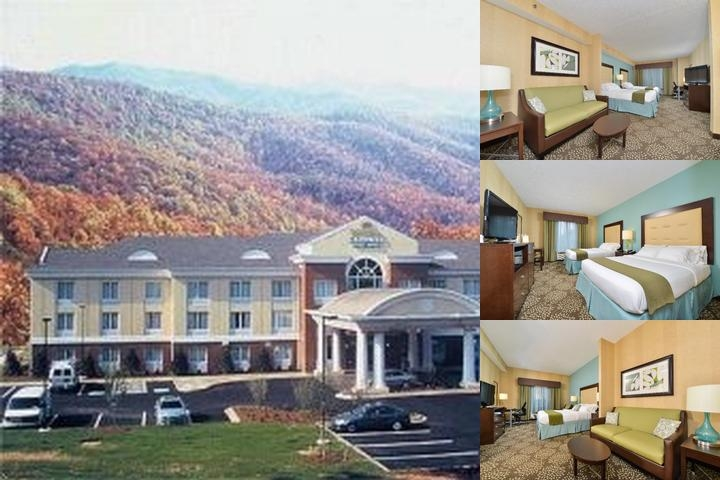 Holiday Inn Express & Suites Sylva Western Carolina Area photo collage