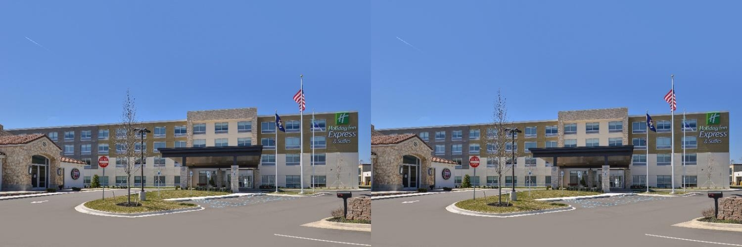 Holiday Inn Express & Suites Farmington Hills Detroit photo collage