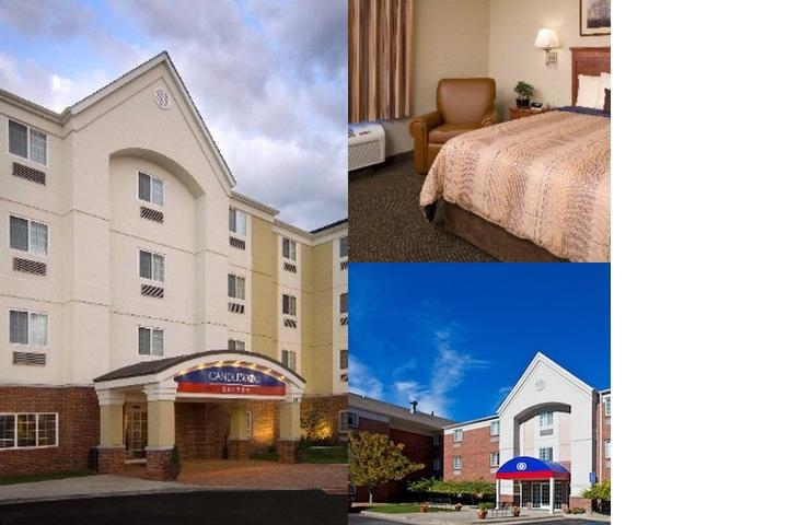 Candlewood Suites Detroit Southfield photo collage