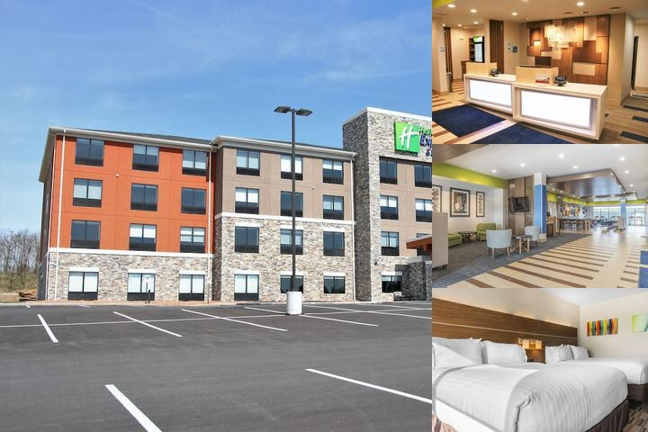 Holiday Inn Express & Suites Clarion photo collage
