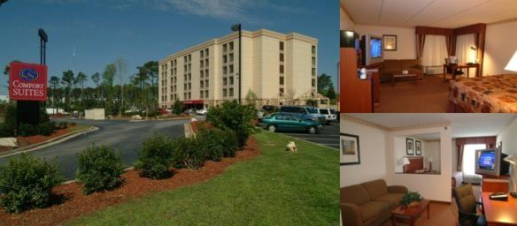Comfort Suites Northlake photo collage
