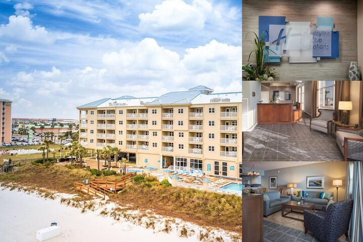 Holiday Inn Club Vacations Panama City Beach Resort photo collage
