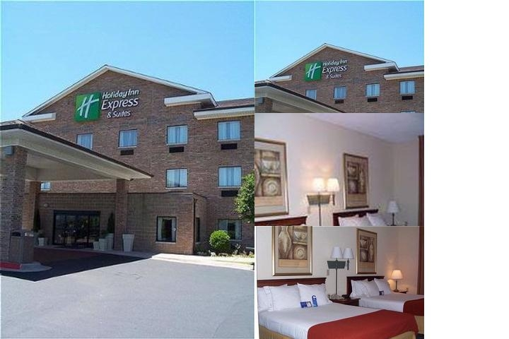 Holiday Inn Express & Suites Edmond photo collage