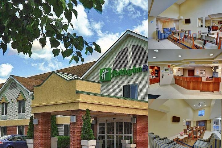 Holiday Inn Express Keene photo collage