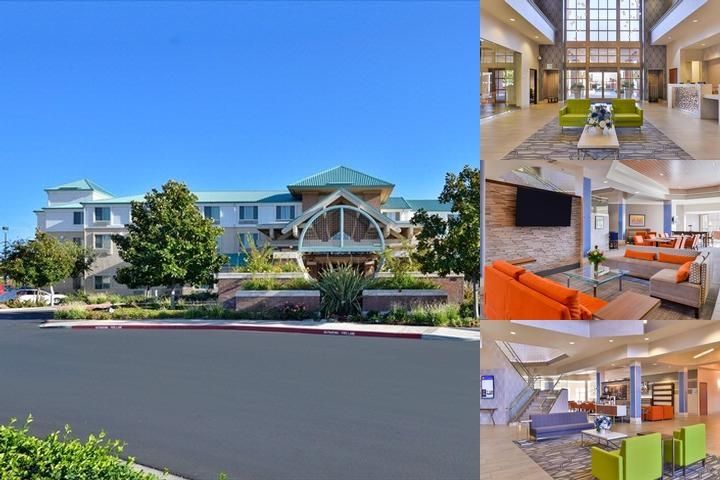 Holiday Inn Express & Suites Elk Grove Ctrl Sacramento S photo collage