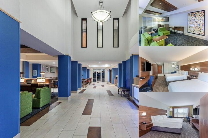 Holiday Inn Express Elk Grove Sacramento Area photo collage