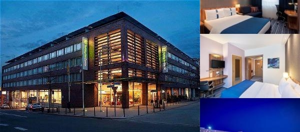 Holiday Inn Express Essen City Centre photo collage