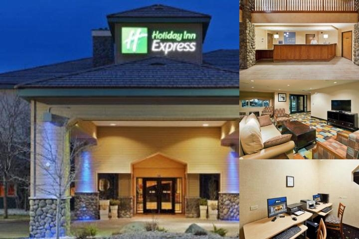 Holiday Inn Express Fallon photo collage