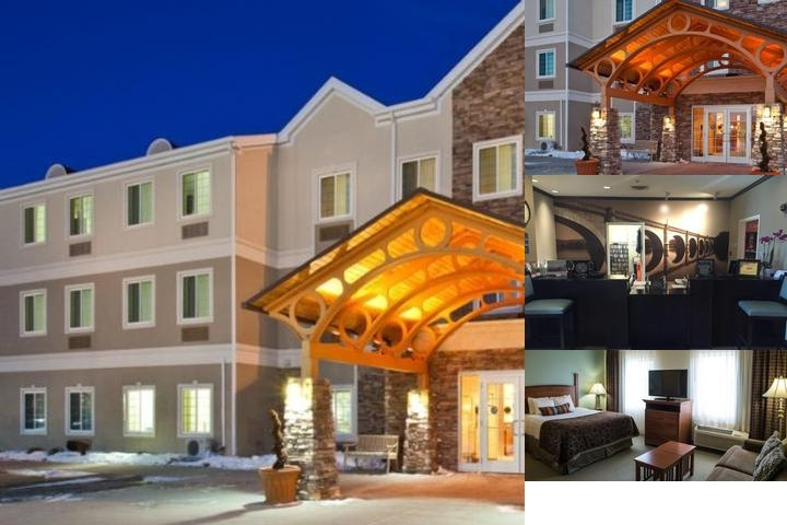 Staybridge Suites Fargo photo collage