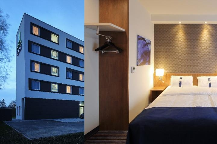Holiday Inn Express Friedrichshafen photo collage