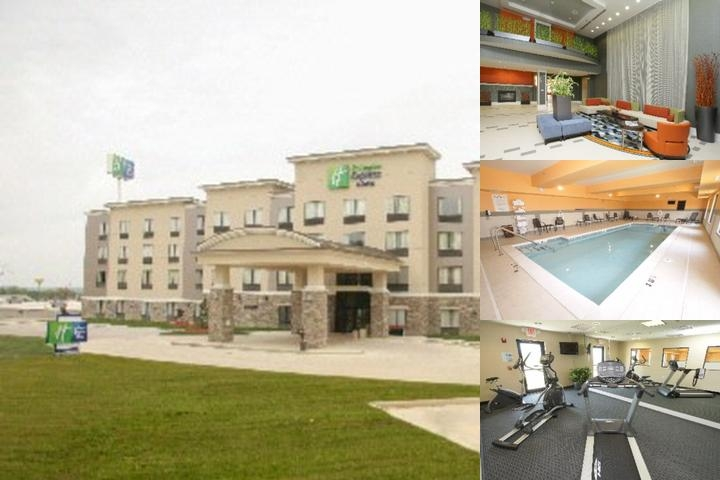 Holiday Inn Express & Suites Festus South St. Louis photo collage