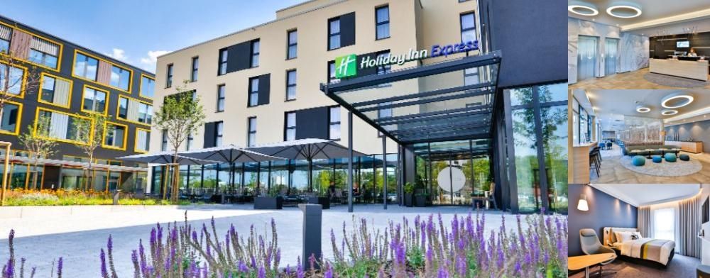 Holiday Inn Express Karlsruhe City Park photo collage