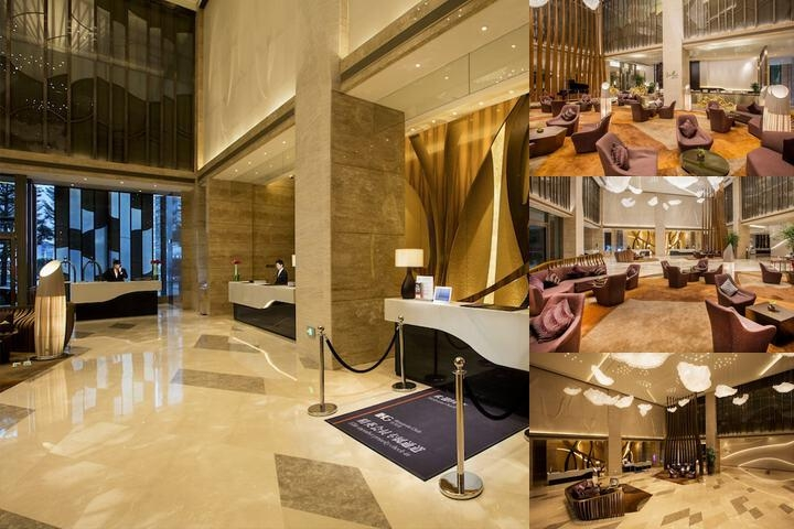 Crowne Plaza Fuzhou Riverside photo collage