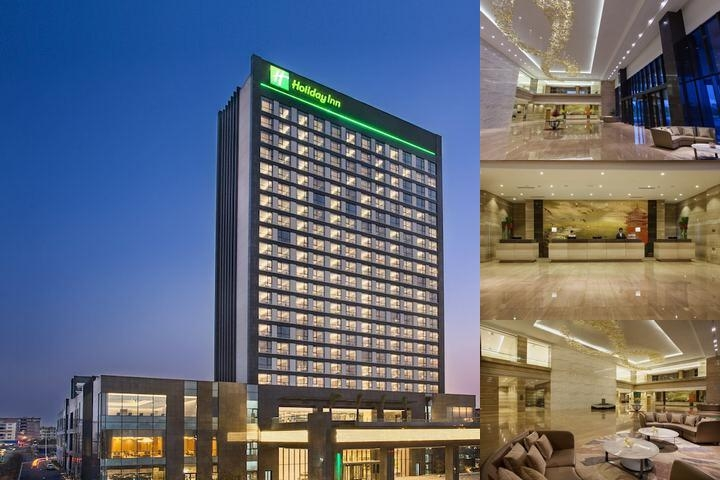 Holiday Inn Putian Xiuyu photo collage