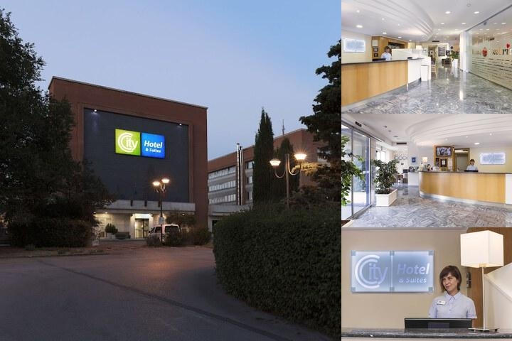 Holiday Inn Express Foligno photo collage